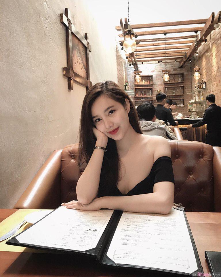 越南正妹吃寿司,绝美脸蛋画面超吸睛