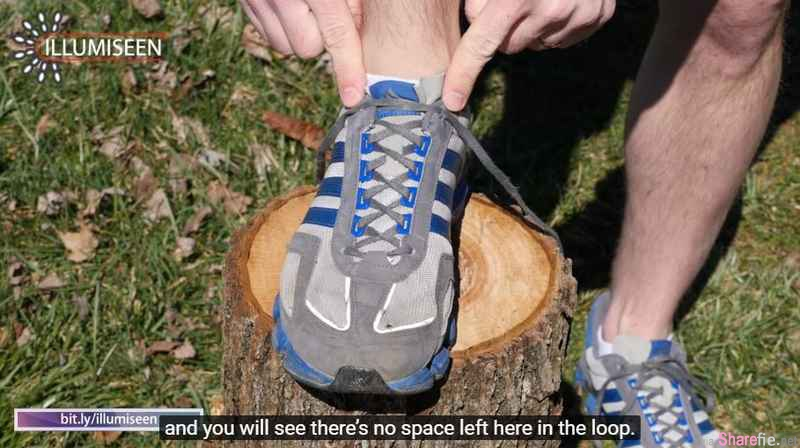 球鞋最后多了一个洞,原来这个洞要「这样绑」脚才不会受伤