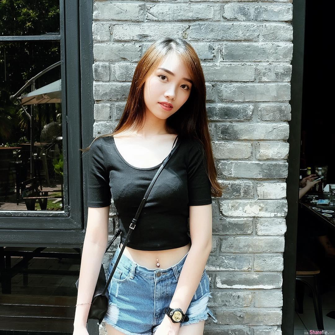 大马正妹Liane,青春美少女,网:太清纯了吧