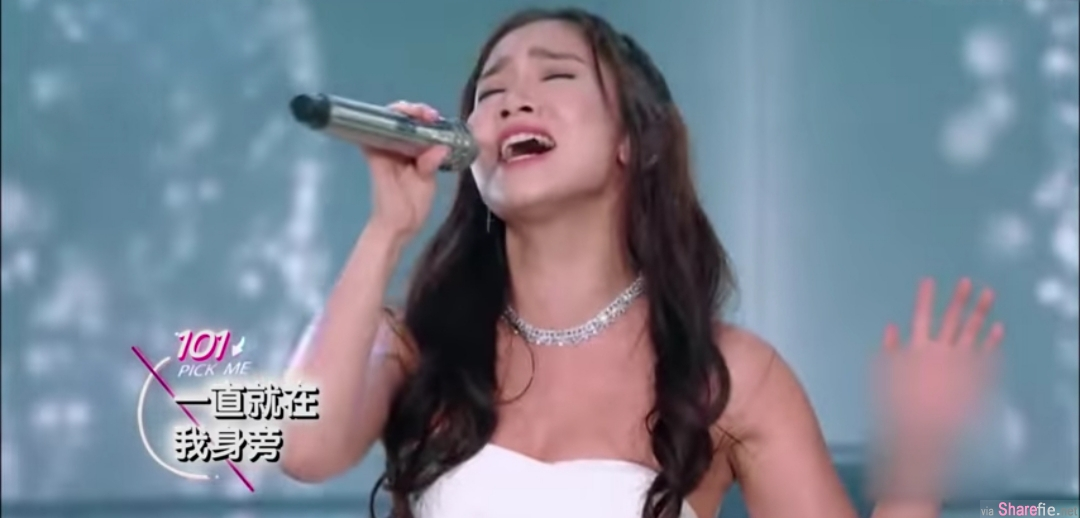 正妹偶像团体演唱孙燕姿「逆光」爆红,陈芳语一开口网友全跪了