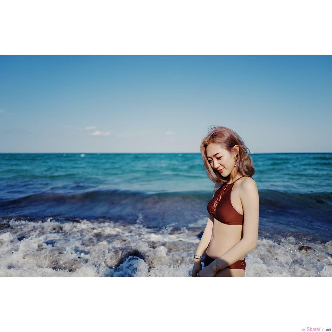 正妹Katherine Ma,最美的风景