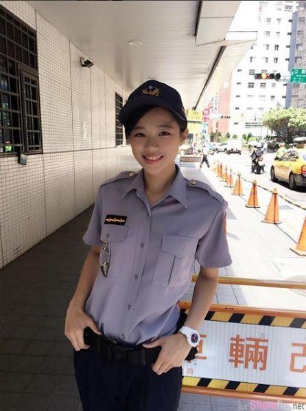 亚洲6国「美女警花」大比拼,正到让你好想被逮捕