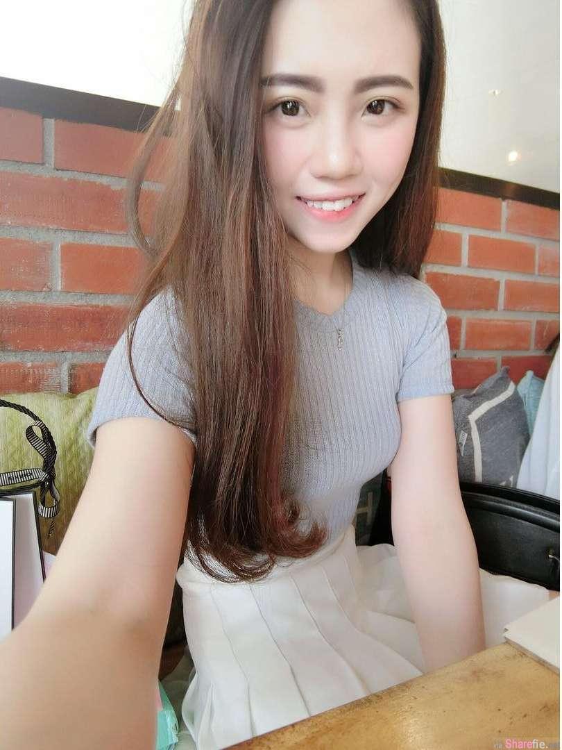 大马正妹黄嘉琪,娇小玲珑粉可爱
