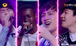 行走的CD!林俊杰与3位素人飙唱《修炼爱情》,素人一开口网友超震撼