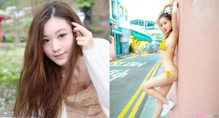 香港小仙女比基尼外拍超吸睛,网友:皮肤白加多几分。
