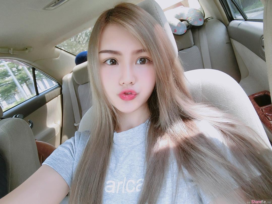 大马正妹Chuithing Lim甜美女神,网:你为什么那么美