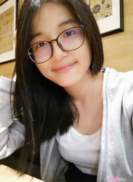 在中国为首相敦马示范汽车智能声控系统的正妹神到了! 网友:原来她是马来西亚人
