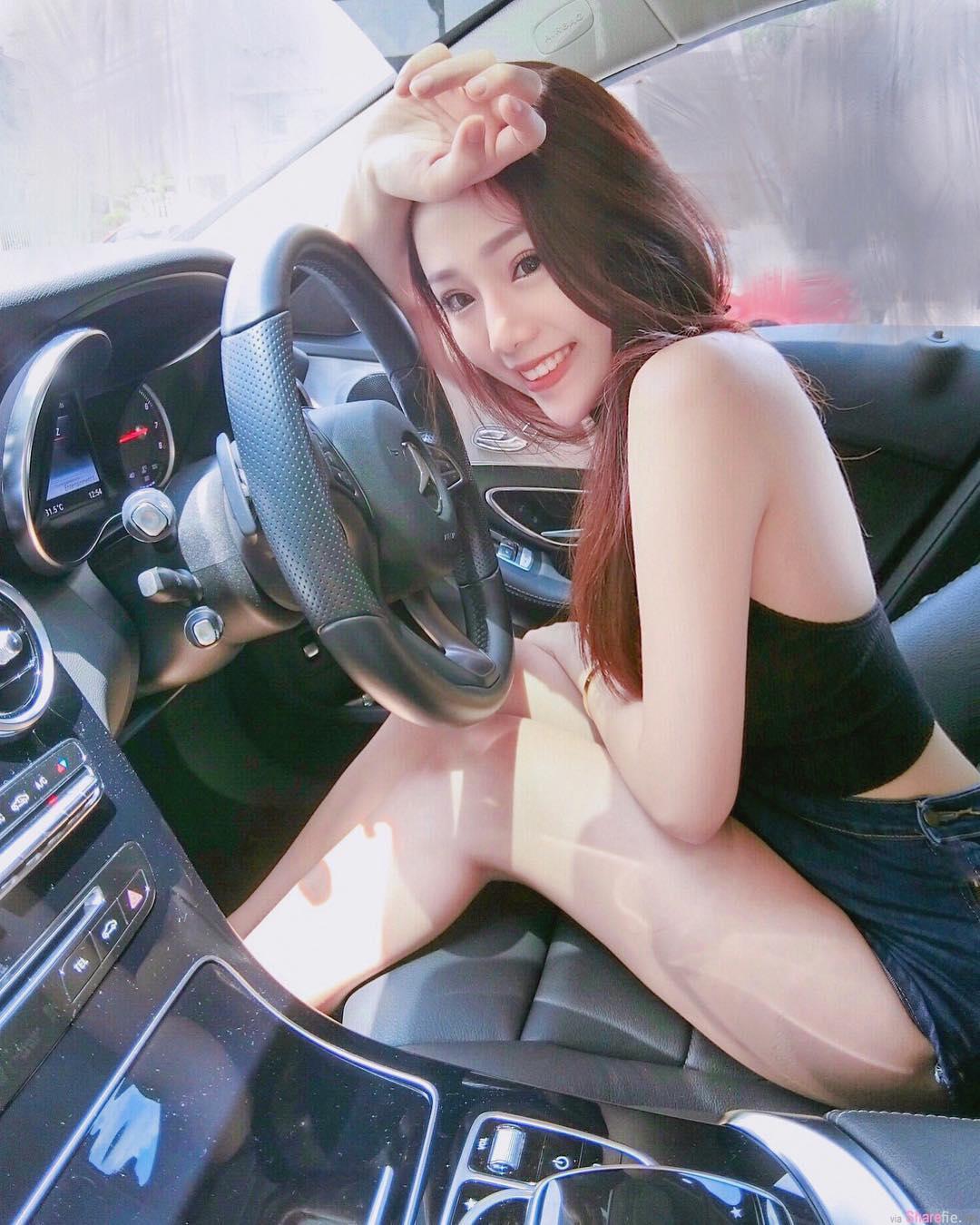 大马正妹Lynna Lin胸前开好大,一转身惊人事业线震惊网友