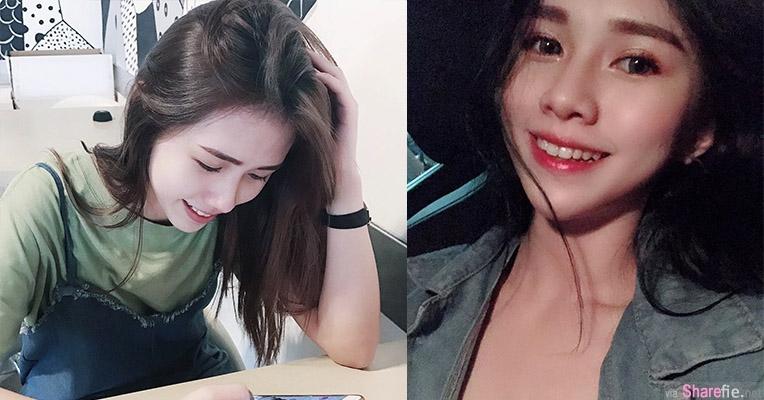 大马正妹Zexin Lee,甜美可爱