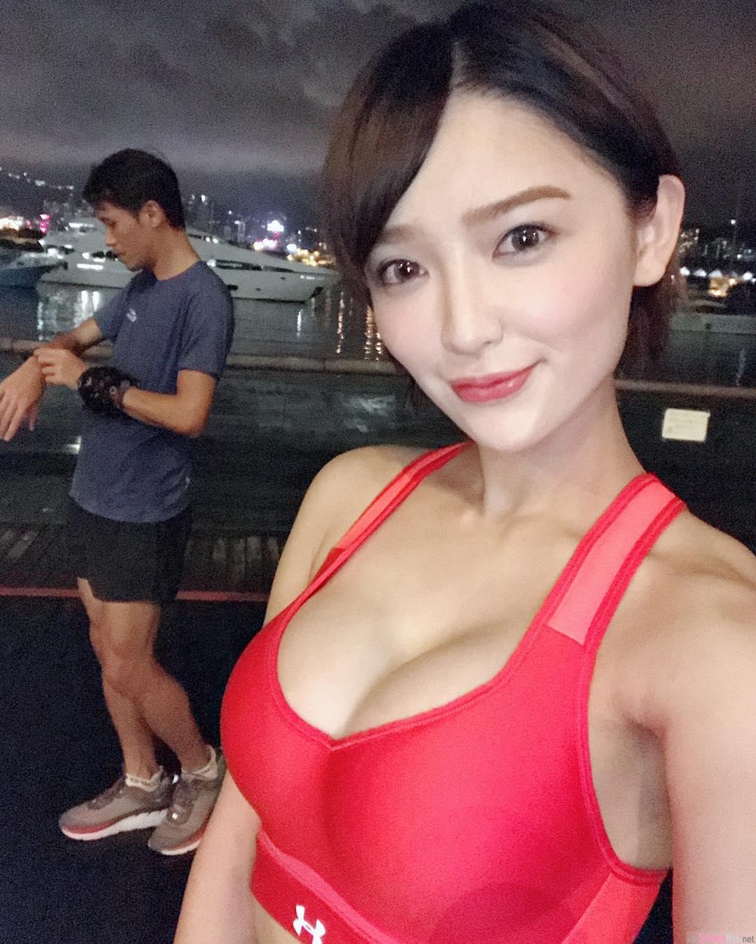 香港正妹程美段 Kiwi,超犯规全裸写真流出