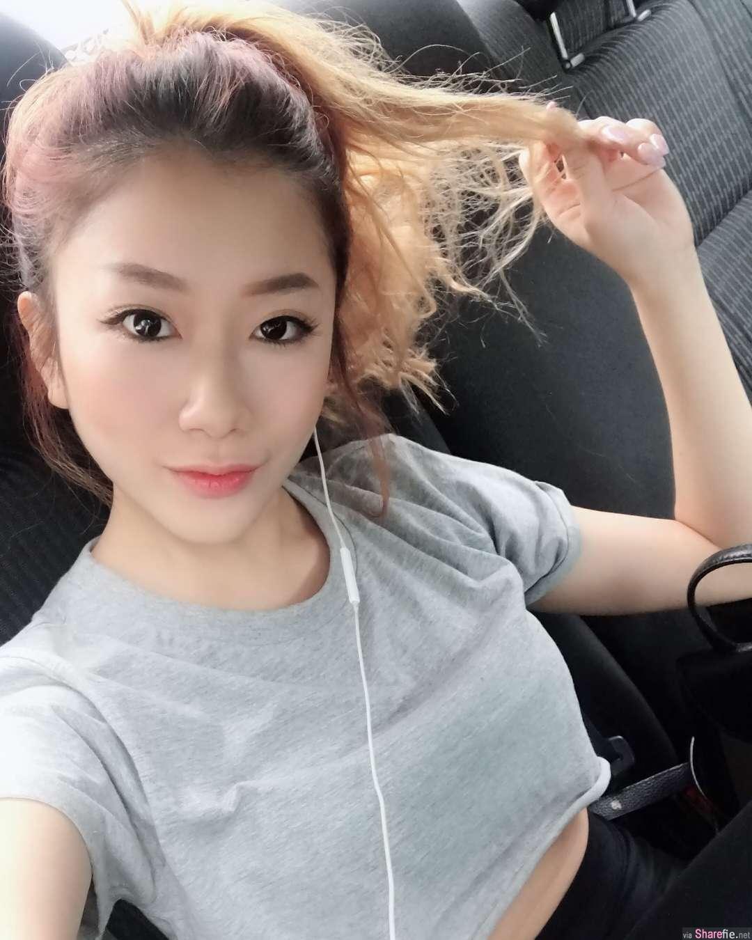 星国网红正妹Nicole Alexa Choo,性感火辣