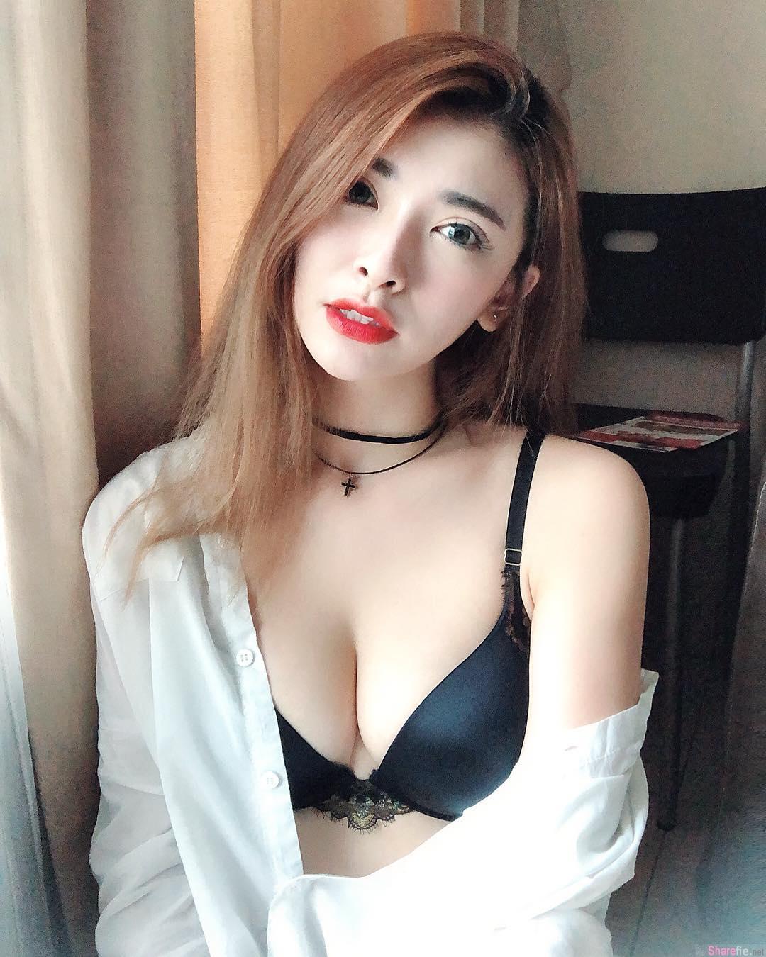 大马正妹AikYen,魔鬼身材比基尼辣翻网友