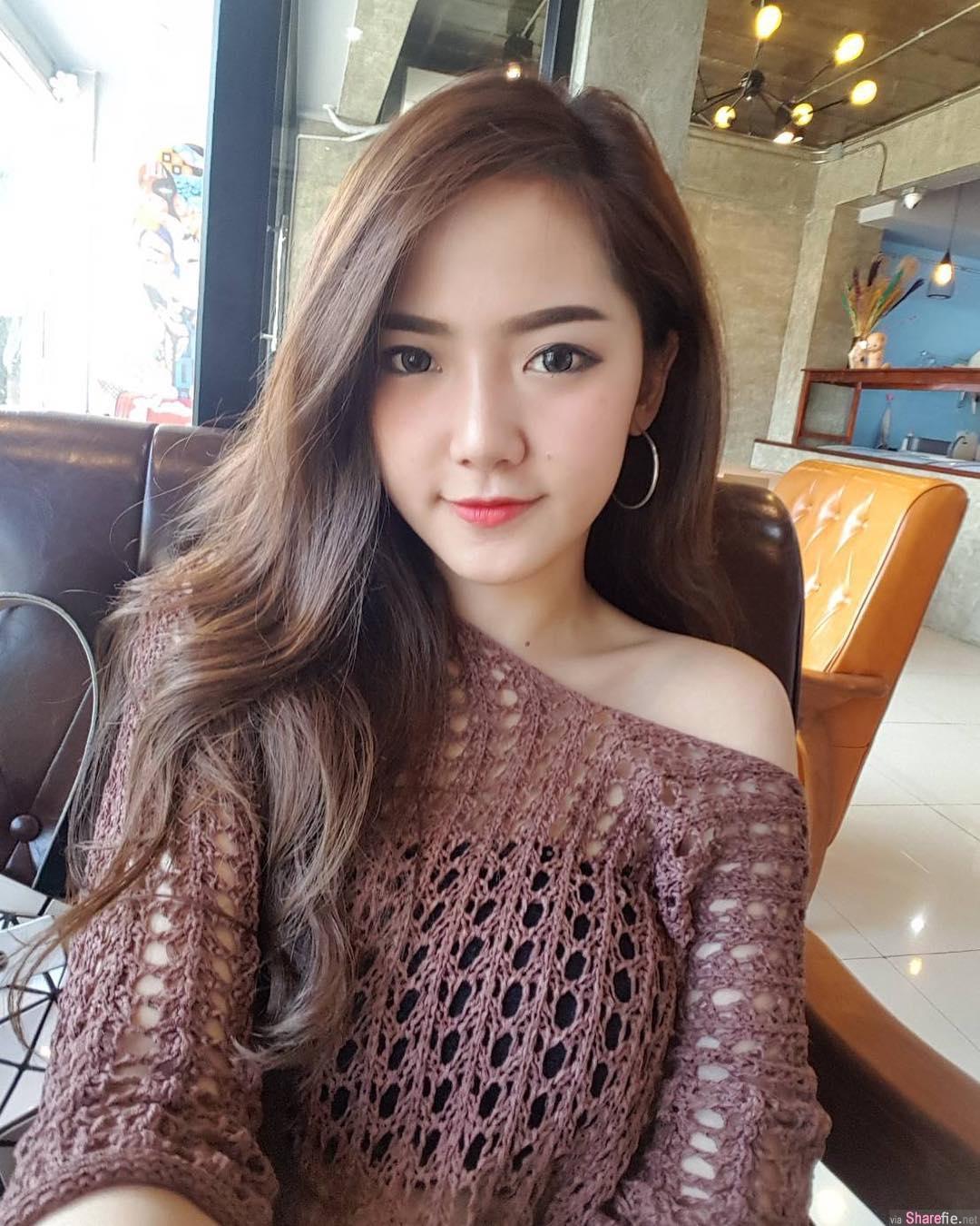 泰国正妹Chonlada Patsatan Rain,天使颜值魔鬼身材
