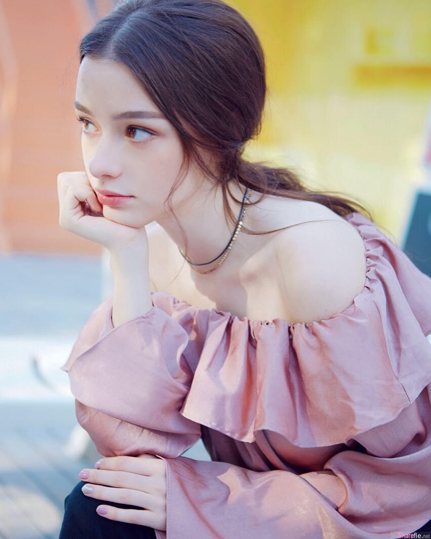 俄罗斯正妹Dasha Taran,真人版洋娃娃