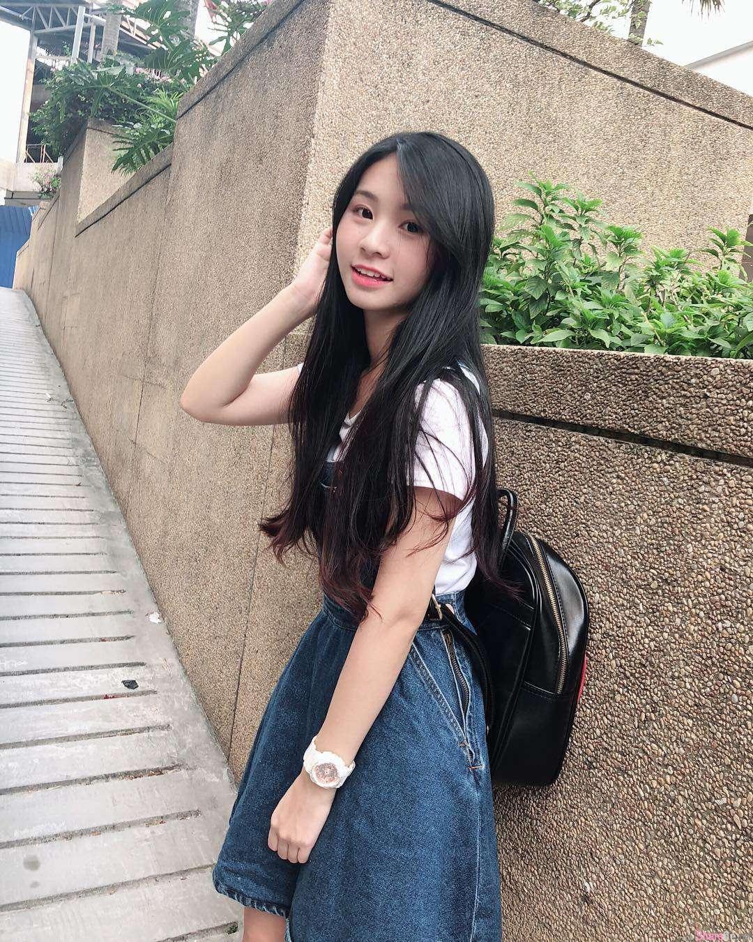 小幼女妹_大马学生正妹Miki咏瑄,圆脸系可爱小女孩