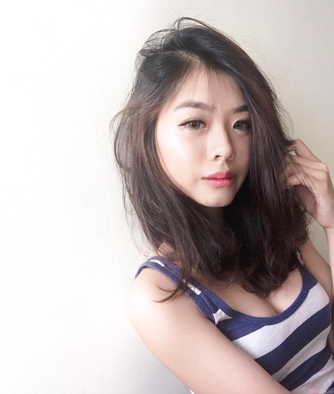 星国蛋糕女孩Noel Lin,清新自然