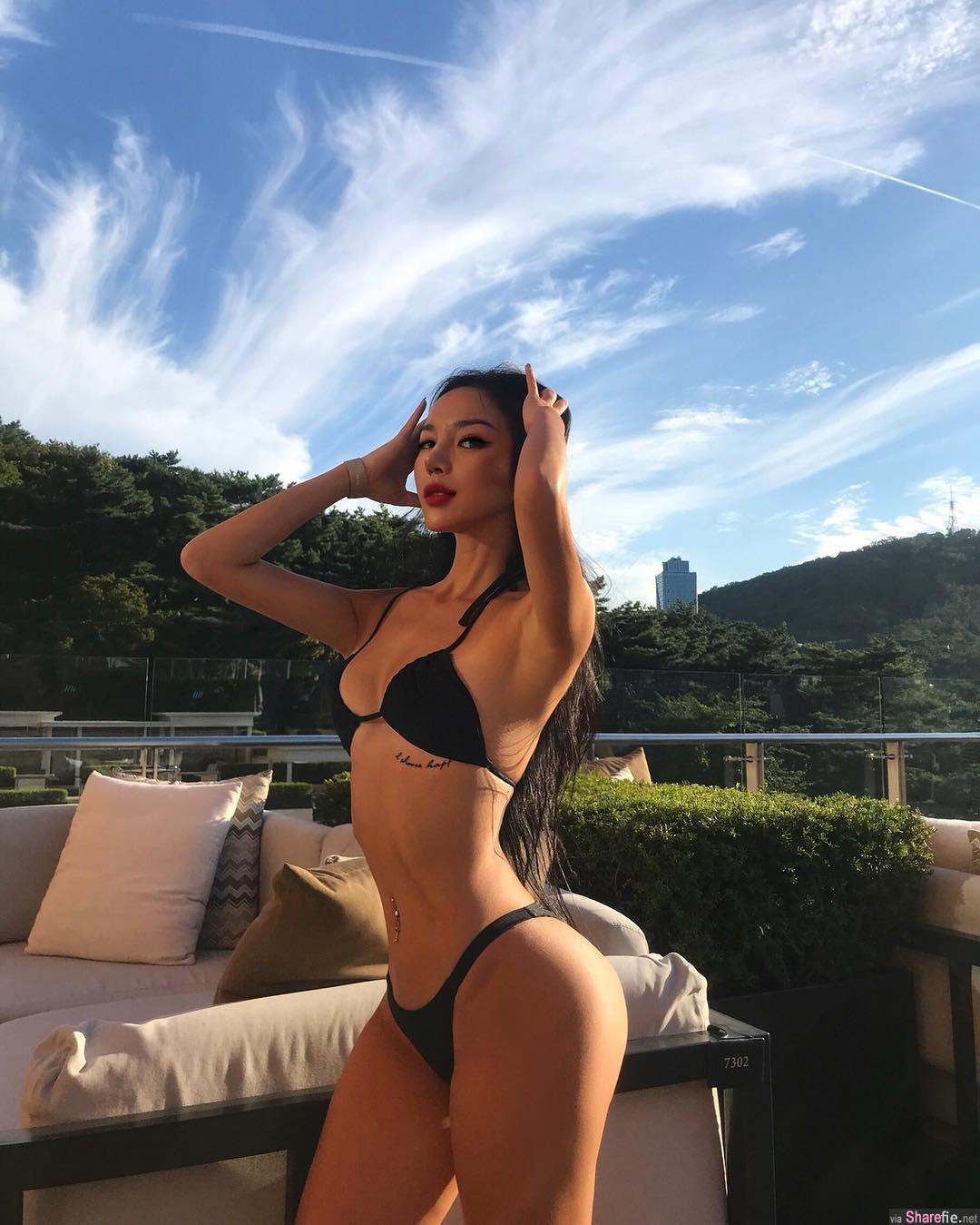 韩国正妹Cherish,最强娜美身材