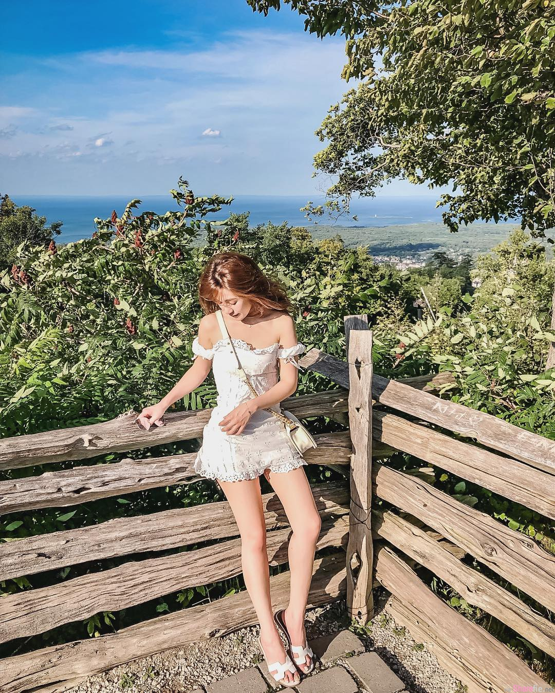 台湾正妹Karen Huang,带你环游世界