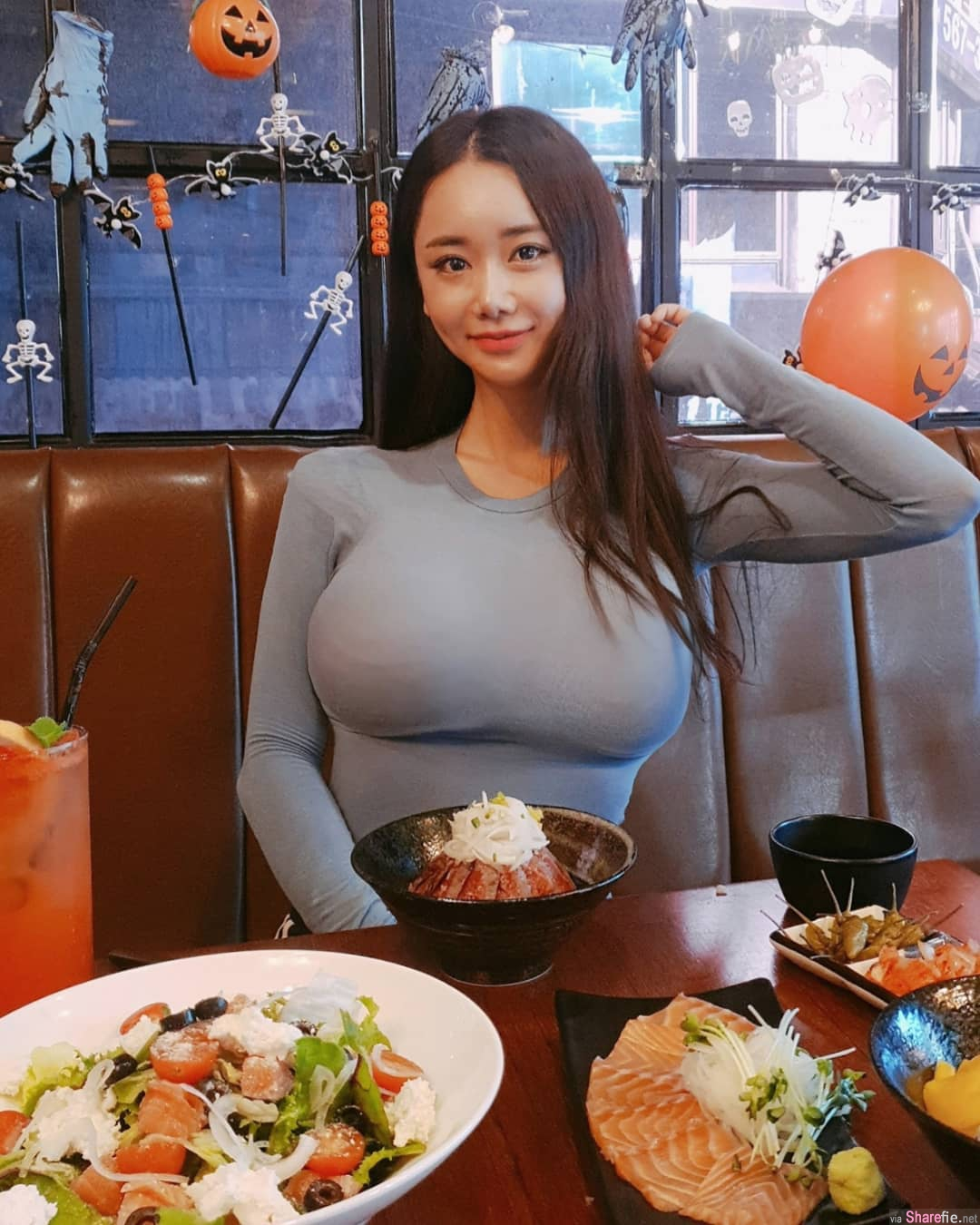 韩国不科学正妹~CANDY