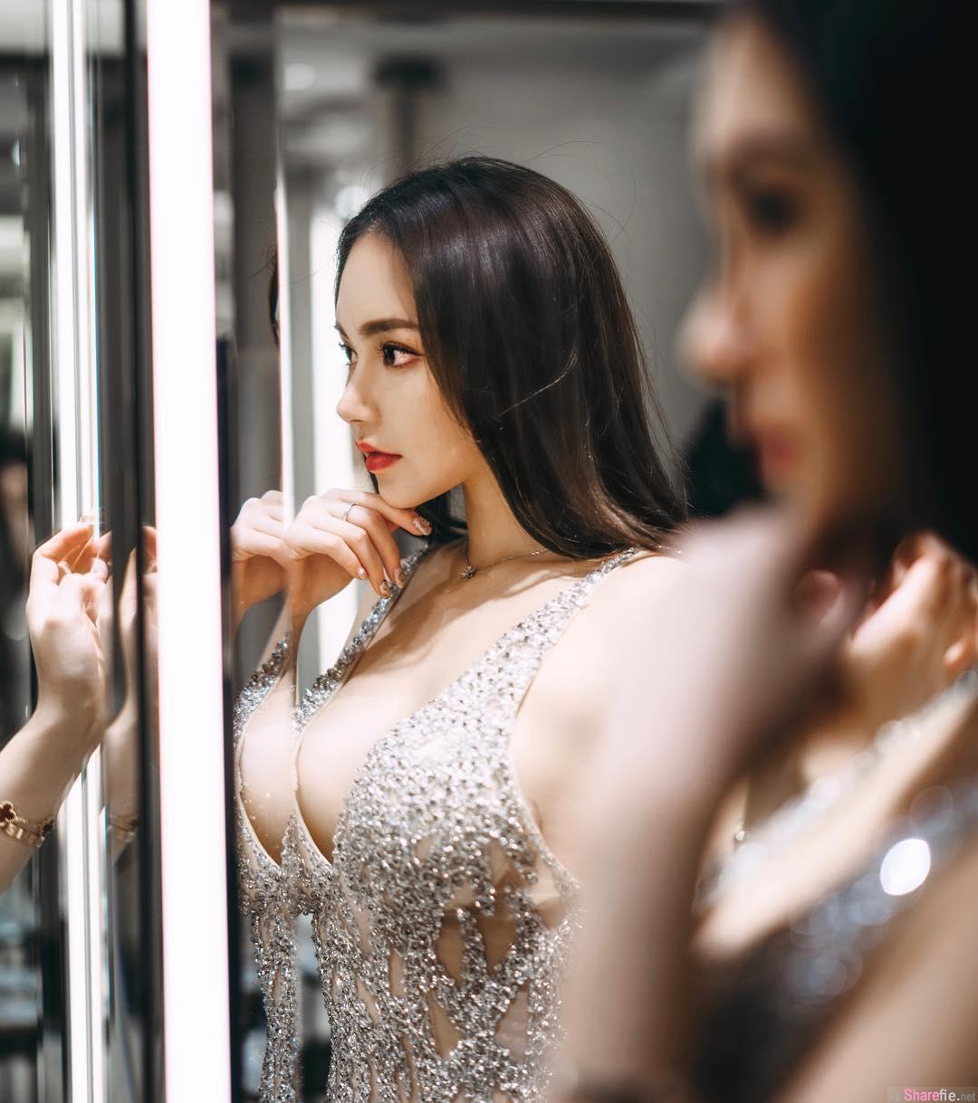 香港正妹朱慕婷,女大18变