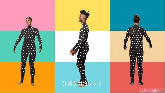 日本紧身「波点量身衣」,当正妹穿上后...