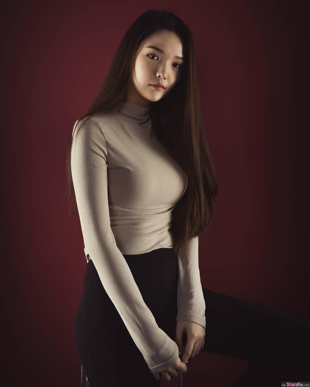 大马正妹Jessica Lee,绝美脸蛋身材火辣