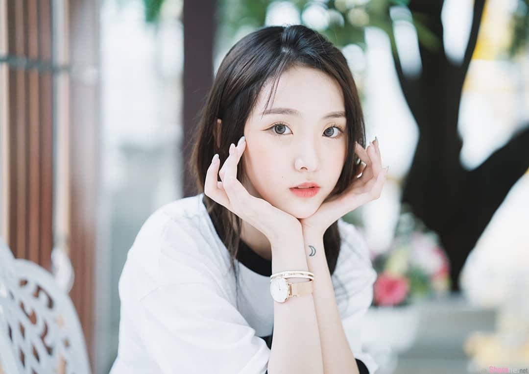 泰国正妹Nene,清纯可爱