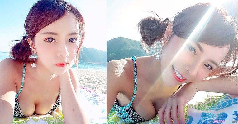 台湾正妹巫苡萱,兇勐上围完美好身材