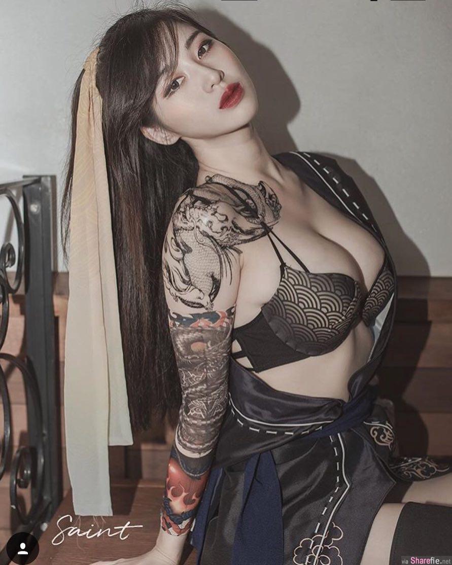 韩国正妹魔鬼身材,紧緻饱满网友沦陷