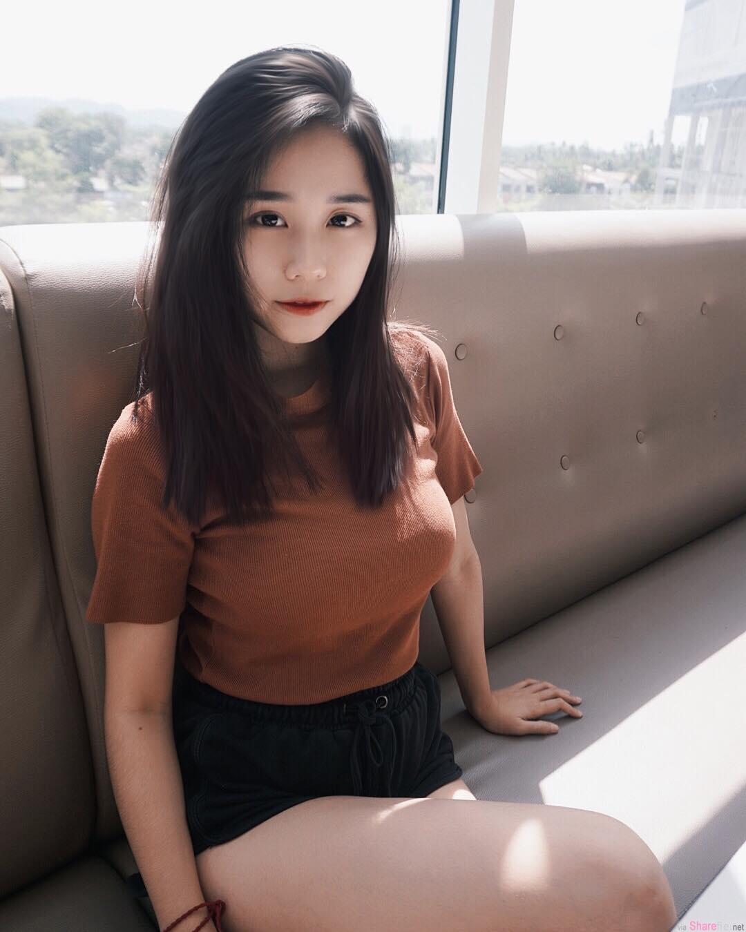 大马正妹CL,甜美与性感曲线完美结合