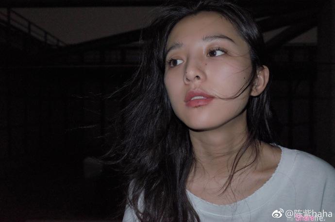 极品正妹陈紫haha遭盗图,网友竟还帮她PS这个部位