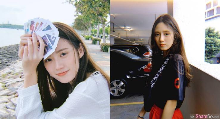 大马清新正妹Keyi,甜美迷人,网:她我可以