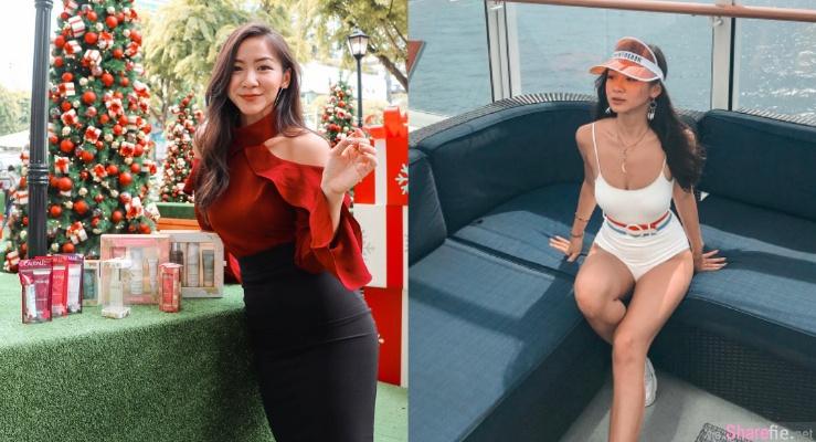 新加坡阳光正妹Novita Lam