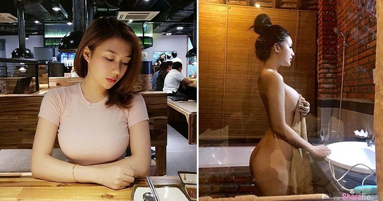 越南正妹「布紧紧」是喜欢,甜美颜值一秒就让人心动