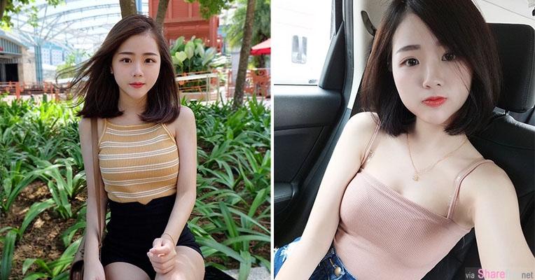 大马正妹Janice Koh,甜美气质征服网友