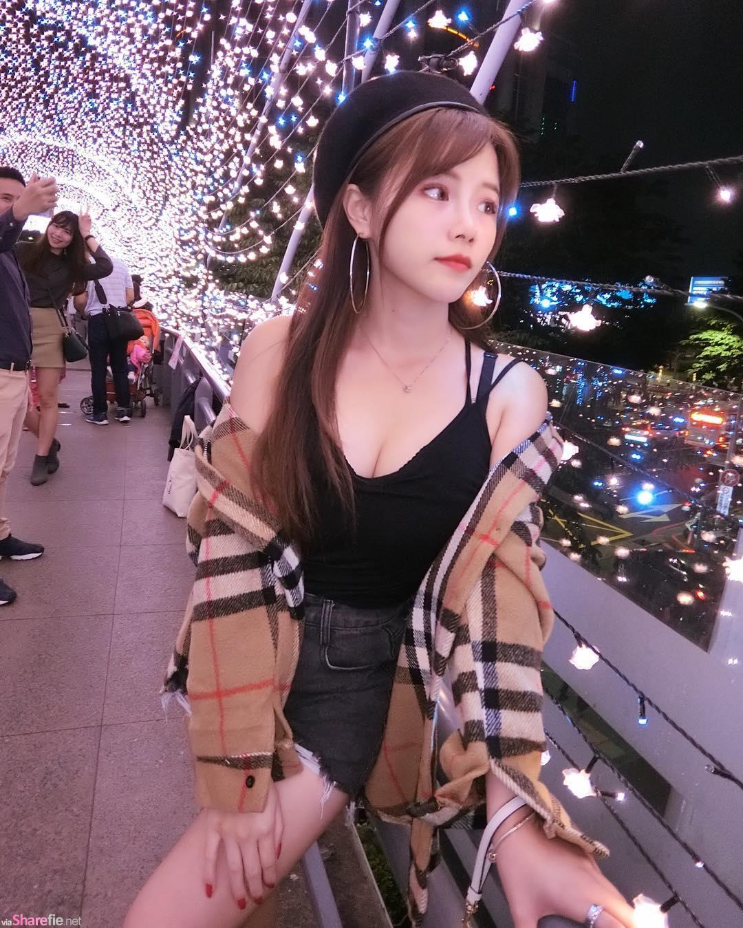 台湾正妹佩茹Penny海边比基尼大解放,身材超火辣