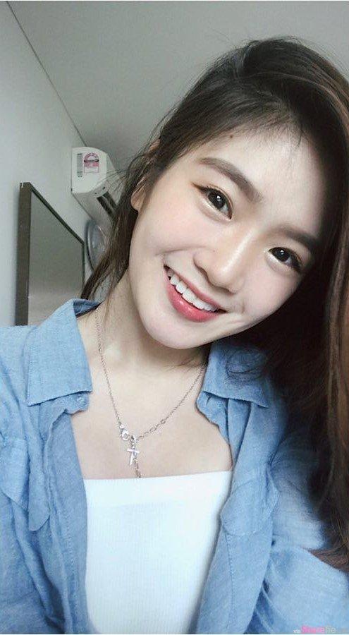 大马药剂师正妹Ly Huy,笑容甜美气质迷人