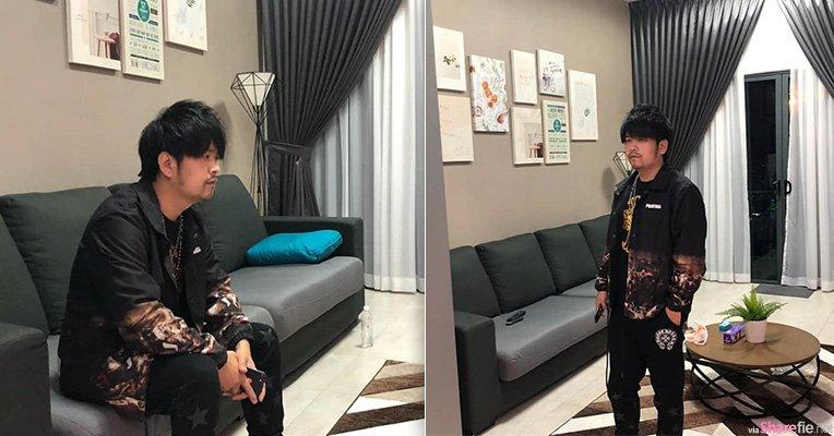 网传疑似「周董」入住马六甲名宿,这个「神回」让网友全笑翻