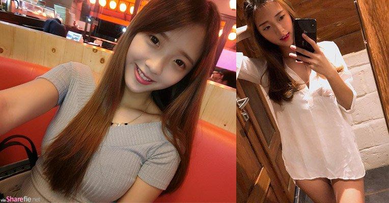 大马正妹Jessica Heng清新甜美,换上衬衫露美腿性感撩人