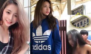 Youtuber黄包包与网红正妹红豆饼性爱影片流出,网:身材很好,羡慕!
