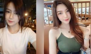 大马正妹黄湘茗,小妹妹长大了