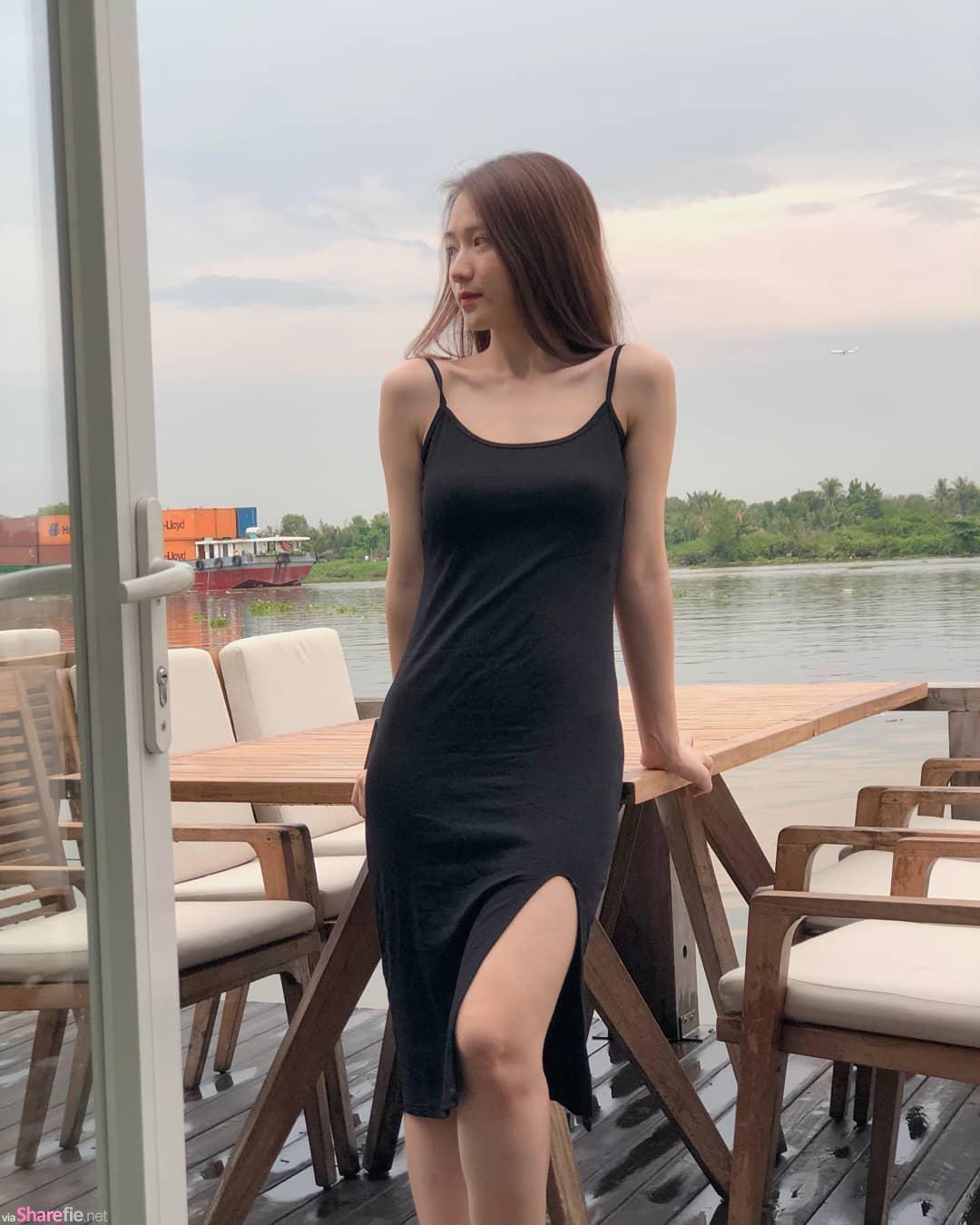 越南辣妈TrÂm Anh,冻龄美少女