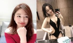 营养师正妹叶若懿脸蛋甜身材辣,网友:我好像营养不良