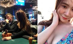 大马扑克正妹Carmen,甜美又火辣,网友:还收徒弟吗