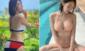 泰国正妹MONATCHA,甜美超兇身材狂吸50万粉丝