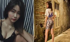 大马正妹Jess Lim,高挑美腿身材让人一秒就恋爱