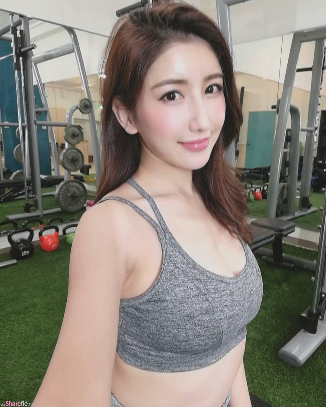 日本正妹Alisa,甜美脸蛋魔鬼身材