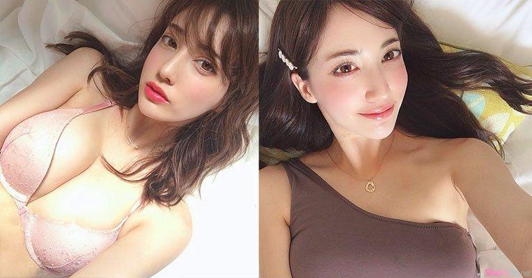 日本混血正妹Pamela Asahi,雪乳好身材完全诱惑人心