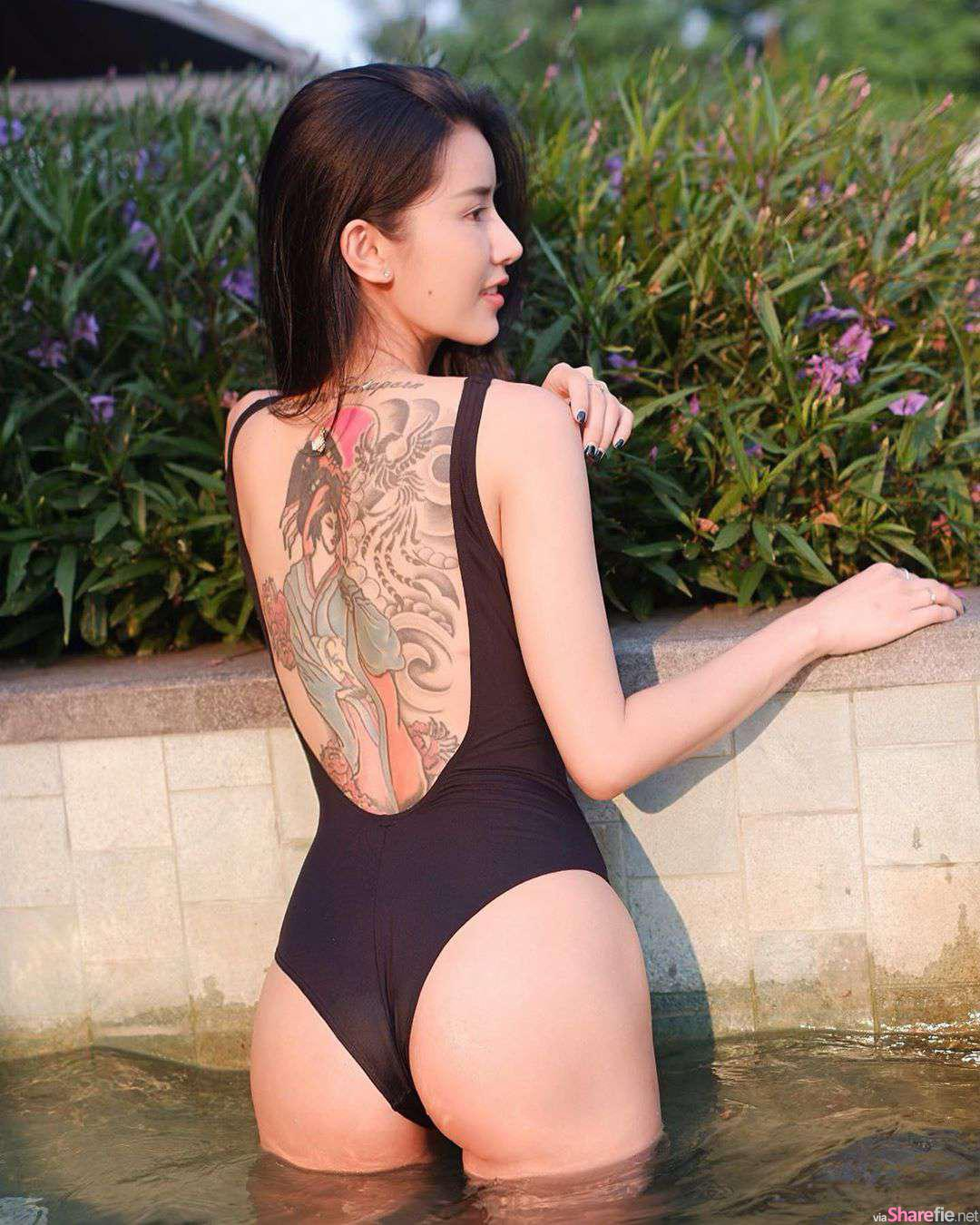 泰国正妹Jaoying,火辣身材辣眼睛