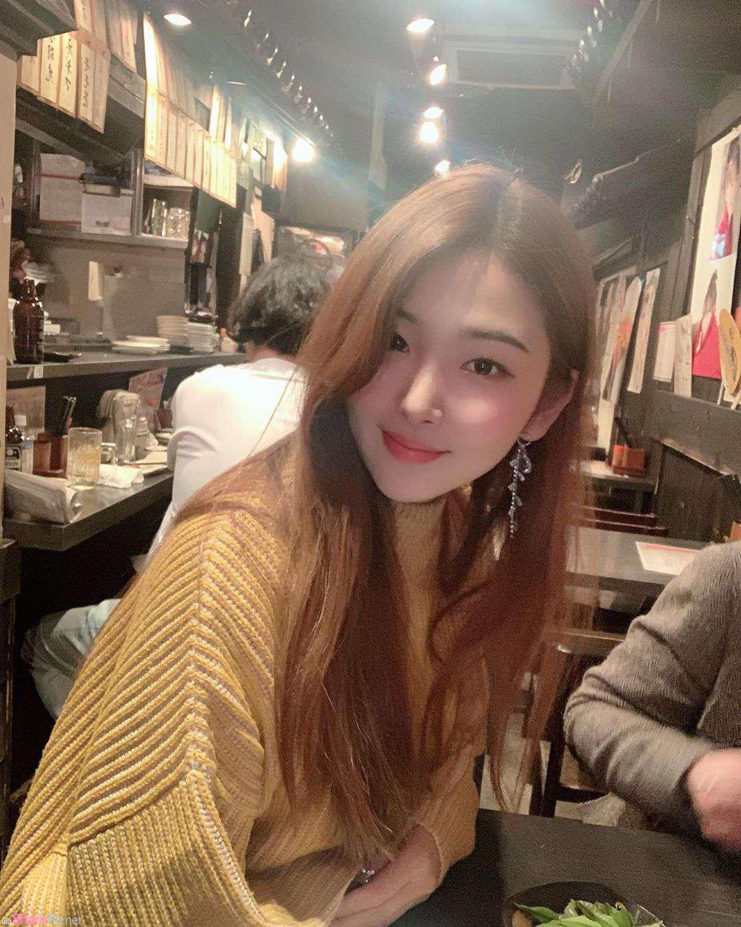 韩国正妹Lucy,甜美气质一下就被她电